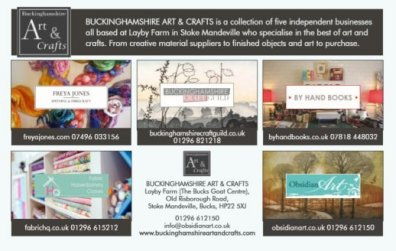Bucks Craft and Art businesses at Layby Farm