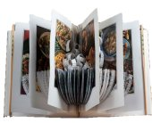 Altered Book by Ros Long - China Diner